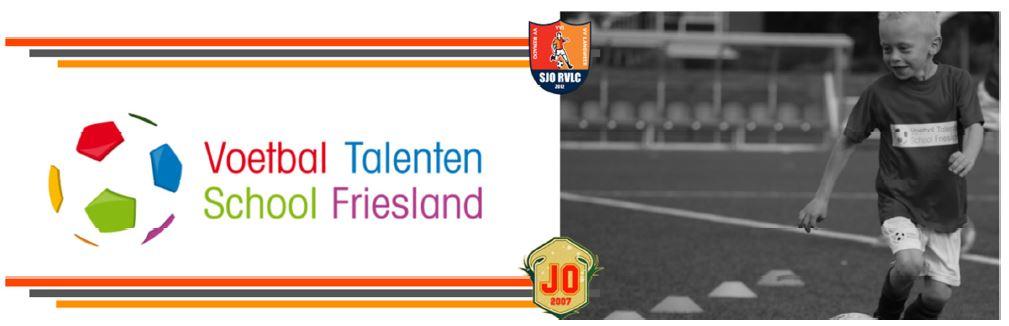 Voetbal Talenten School Friesland (onderbouw)